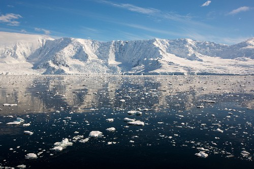 Just How Much Could the Sea Rise from Burning Fossil Fuels? A Lot.