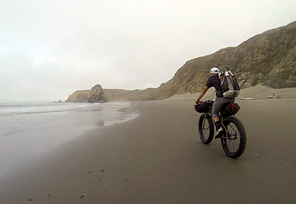 Fatbiking 100 Miles Along Oregon's Coast