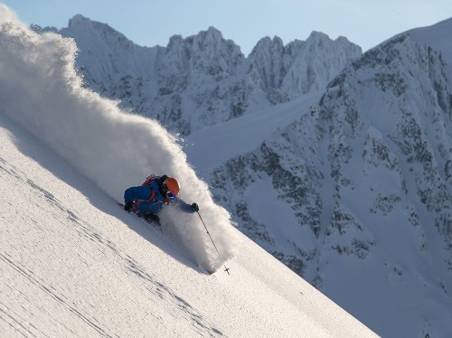 The Skier's Bucket List