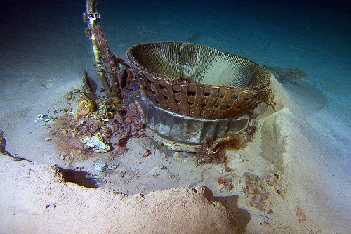 Pictures: Apollo Rocket Engines Recovered From Seafloor