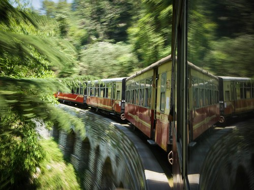 Ride the Stunning Mountain Railways of India
