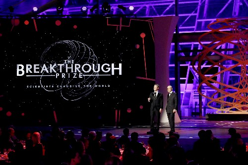 2019 Breakthrough Prizes honor cutting-edge science and math