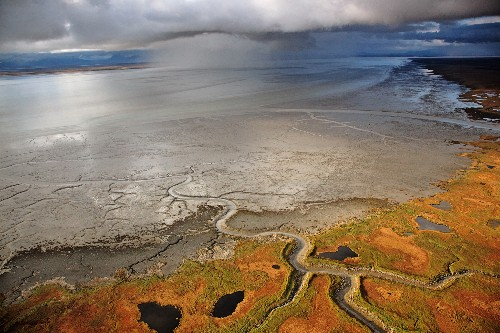 Pictures: Photographer Who Shot Bristol Bay Celebrates Halt of Pebble Mine