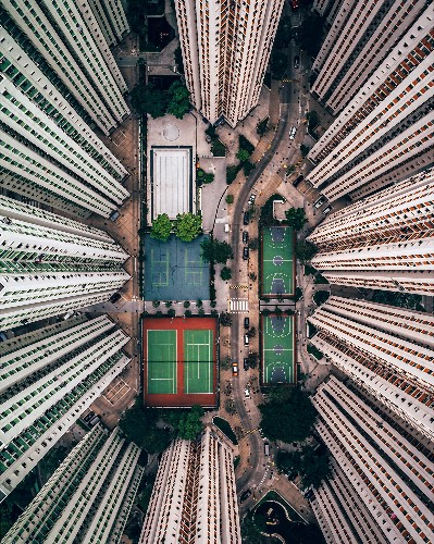 Dramatic Photos of Our World From Above