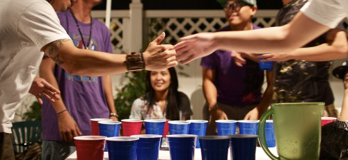 Why Do Some Teens Become Binge Drinkers? Algorithms Answer.