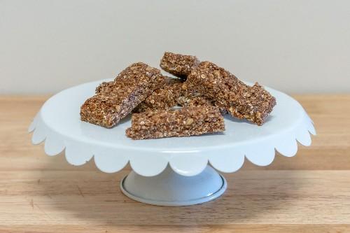 Make granola bars