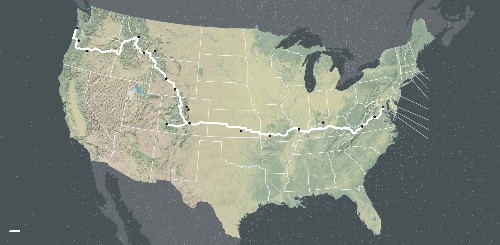 What to Pack When Biking Across America