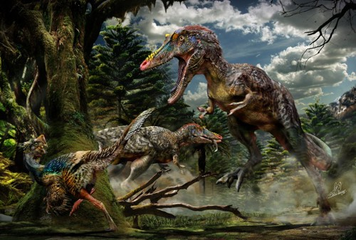 """Pinocchio Rex"" Found; Dinosaur Sported Long Snout"