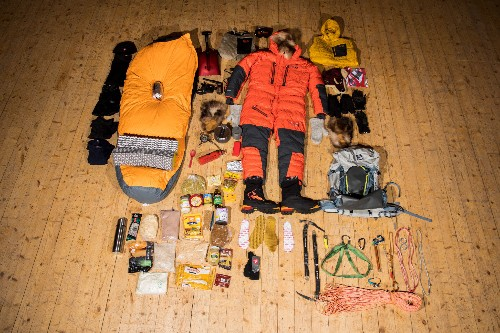 When Survival Depends on What's in Your Backpack