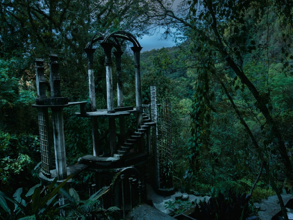Las Pozas Photo -- Nature Picture -- National Geographic Photo of the Day