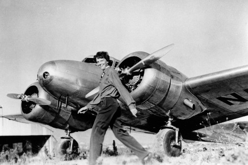Exclusive: Inside the search for Amelia Earhart's airplane