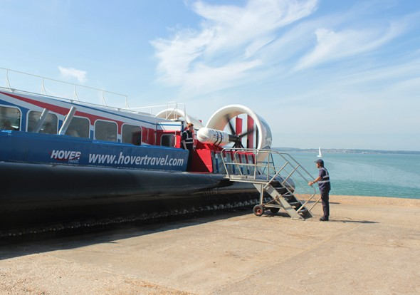 Unexpected Delight: The Isle of Wight