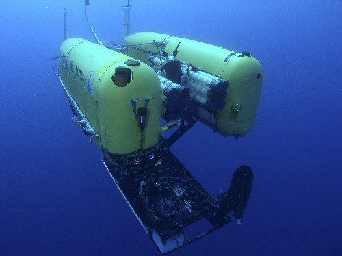Deep-Sea Vehicle Nereus Lost 6 Miles Down