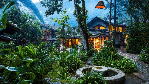 This Hotel Wants to Save the Rain Forest