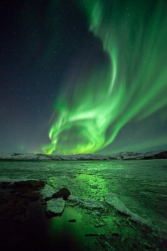 Pictures: Auroras of February and March