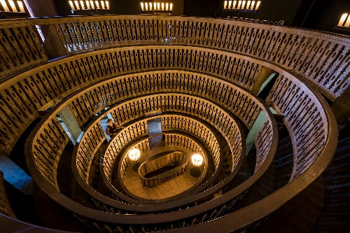 Visit the World's Oldest Anatomical Theater