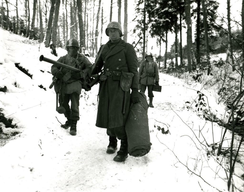 Veterans remember Hitler's 'last gamble'