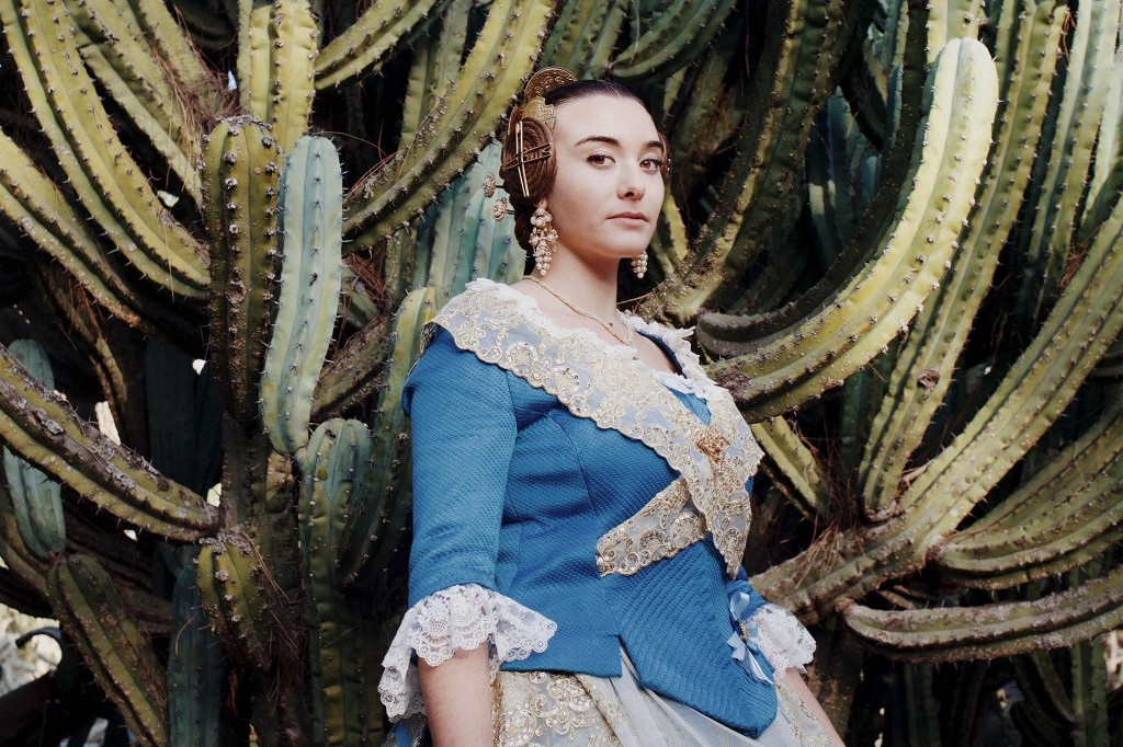 Spain's Falleras bring historic opulence to life