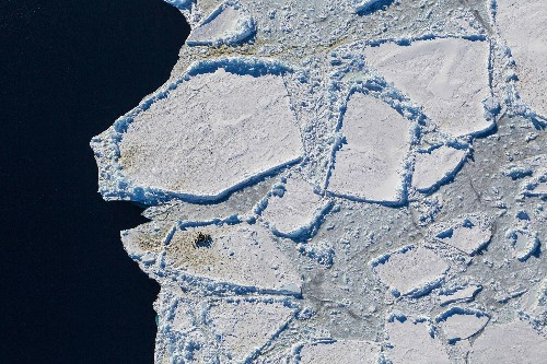 Scientists Are Watching in Horror as Ice Collapses