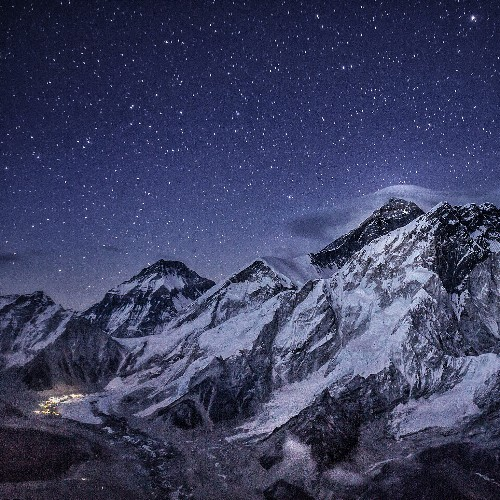 Everest Revealed Photo Gallery by Renan Ozturk