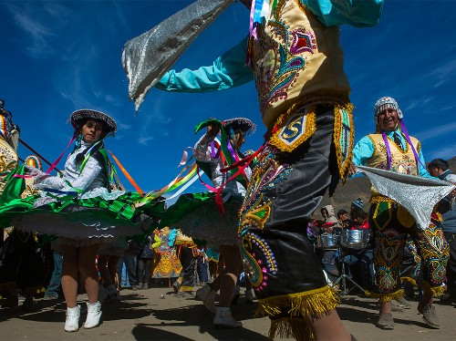 Best Tours in Central and South America 2015
