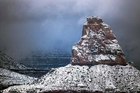 Navigations: Thus Spake Zarathustra – Winter Hiking in the Grand Canyon