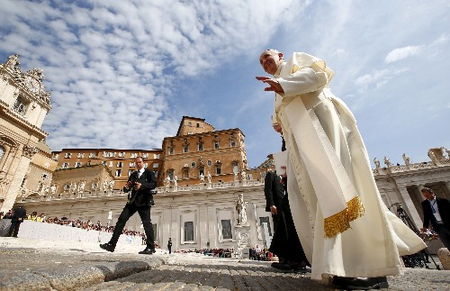 Pope Francis Will Be a Powerful Voice on Climate Change