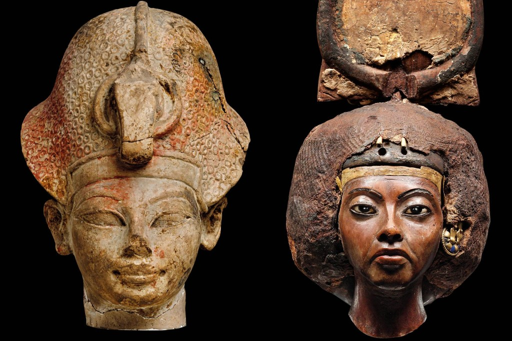 King Tut's grandparents were Egypt's royal power couple
