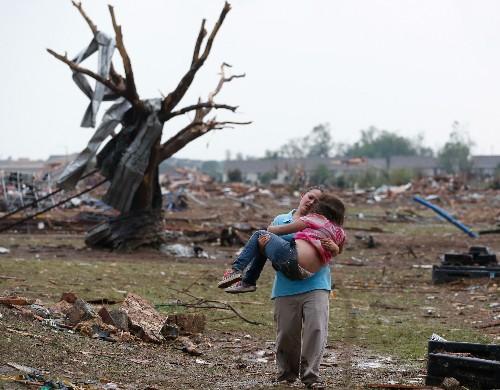 Oklahoma Tornado: Why So Destructive, Unpredictable?