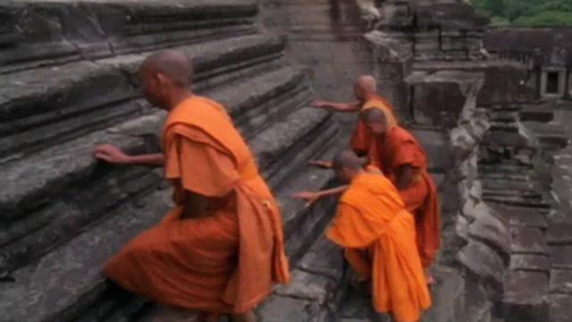 Lotus Temple: Angkor Wat