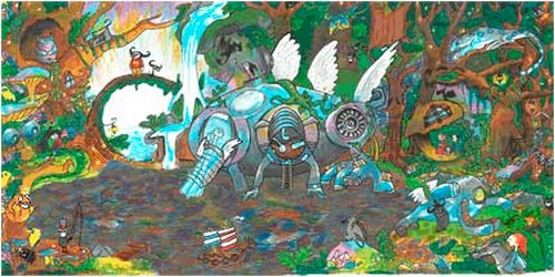 Winning Google Doodle Is 11-Year-Old's Imagined Water Purifier