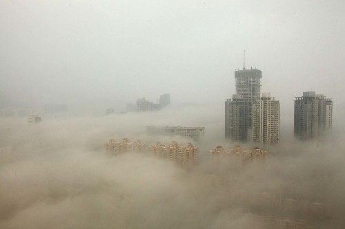 Pollution From Asia Makes Pacific Storms Stronger