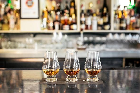 Where Bourbon Hits the Spot: Louisville