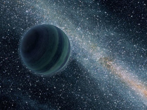 An Orphaned Planet Got Kicked Out Of Its Own Solar System