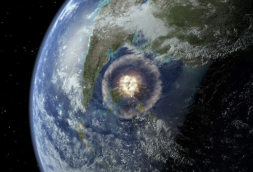 Dinosaur-Killing Asteroid Triggered Global Winter 66 Million Years Ago
