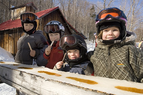 Quebec's Family-Friendly Traditions