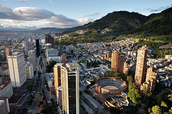 Erika's Bogotá