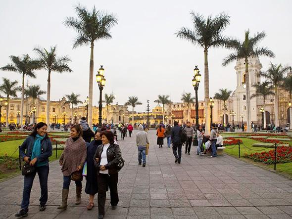 Full-Throttle Lima