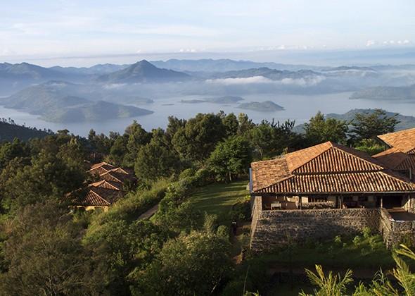 Paradise Found: Rwanda's Virunga Volcanoes