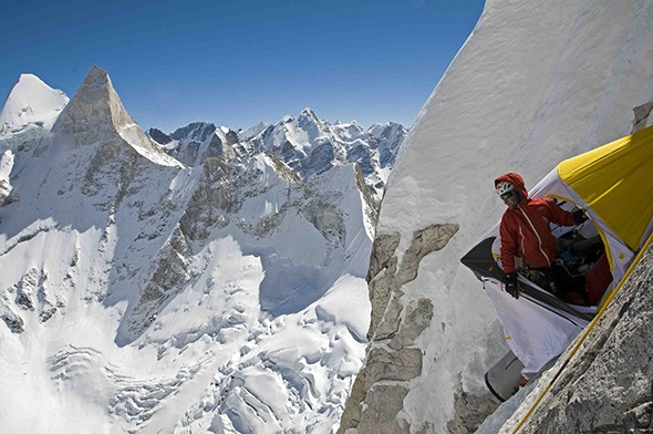 Climbing Film 'Meru' Wins Audience Choice at Sundance