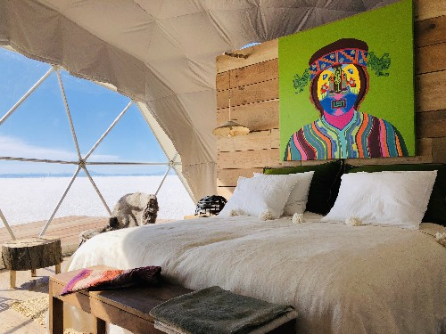 Pop into amazing bubble hotels around the world