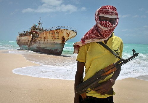 A Hidden Victim of Somali Pirates: Science