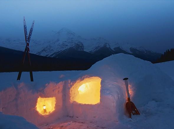 Navigations: The Snowcave