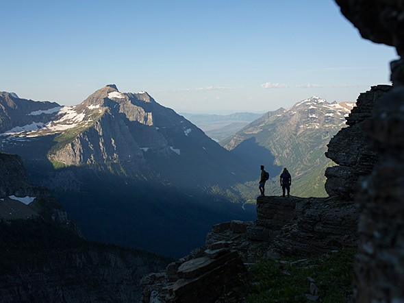 Montana by Dirt: Hiking Into the Wild in Glacier National Park