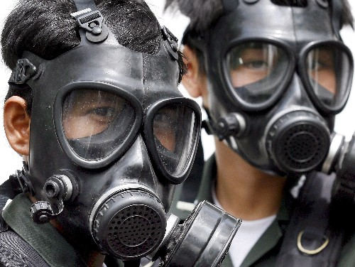 How Does a Gas Mask Protect Against Chemical Warfare?