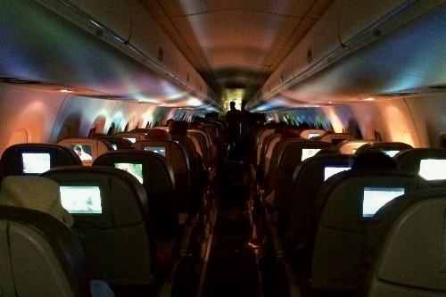 Sleep hacks for your overnight flight