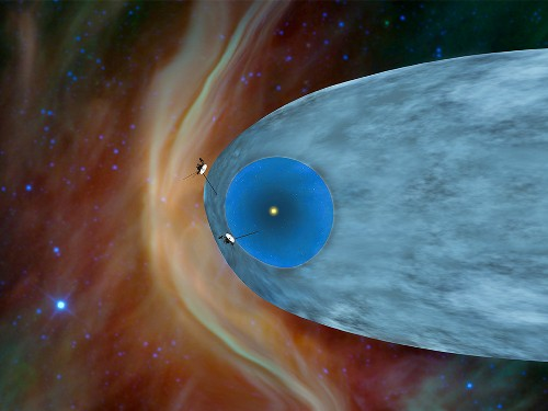 Voyager 1 Leaves Solar System, NASA Confirms