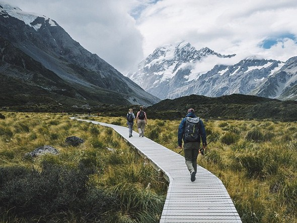 Instagram of the Month: Mount Cook