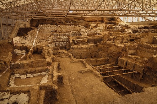 This Stone Age settlement took humanity's first steps toward city life