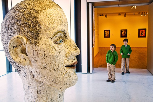 How to Raise a Museum-Loving Kid